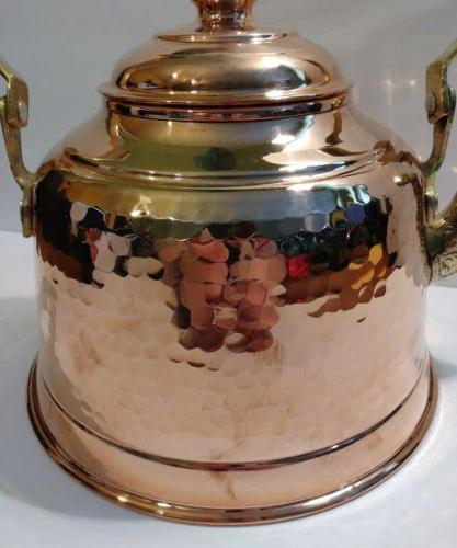 CopperBull Pot Teapot
