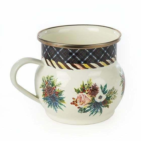 Tea Pot & 2 MATCHING MUGS