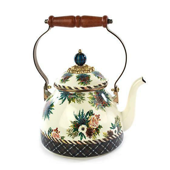 Mackenzie Tea Pot 2 MATCHING