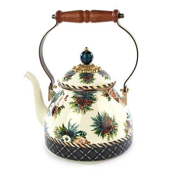 Mackenzie Tea Pot Kettle &