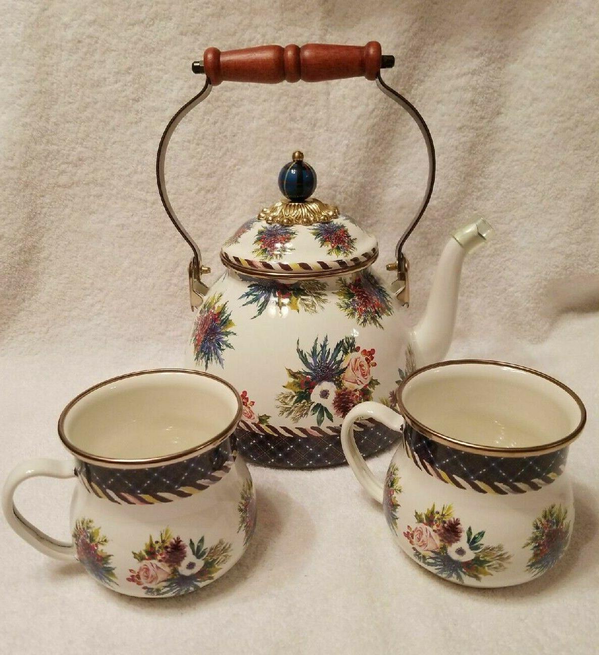 highbanks 2qt tea pot kettle and 2