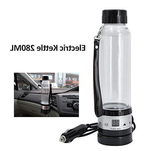 intelligent car electric kettle
