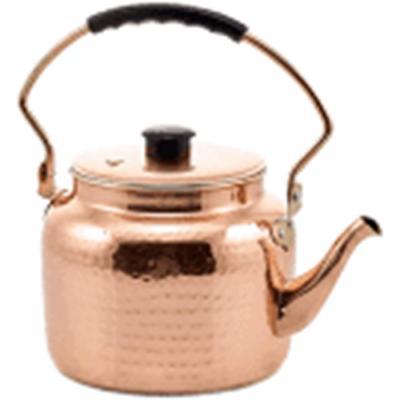 international hammered tea kettle