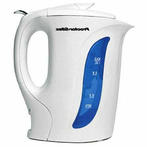 k2070y proctor silex 1 liter electric kettle