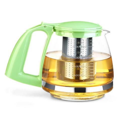 Leaf Pot Tea Kettles set