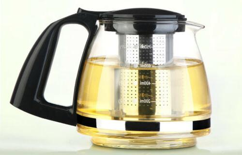 Leaf Pot Glass Kettles set