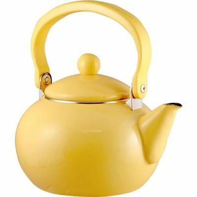 lemon harvest teakettle
