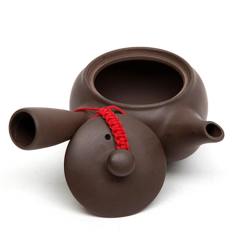 Mini Chinese <font><b>Tea</b></font> Set Kung <font><b>Tea</b></font> <font><b>Kettle</b></font> Teapot Zisha <font><b>Ceramic</b></font> Pottery Pitcher