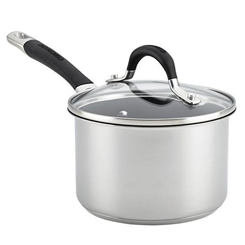 momentum stainless steel nonstick covered