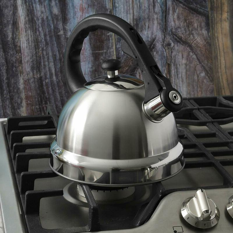 Mr Coffee 2.2 Qt Kettle-Brushed Stainless
