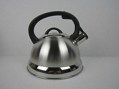 Mr. Coffee Steel Whistling