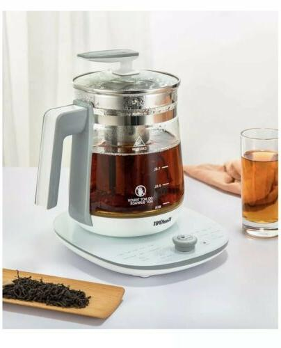 Multi-Use Electric Glass Kettle Tea Yogurt Programmable Cook