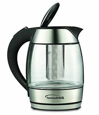 NEW Borosilicate Tea with