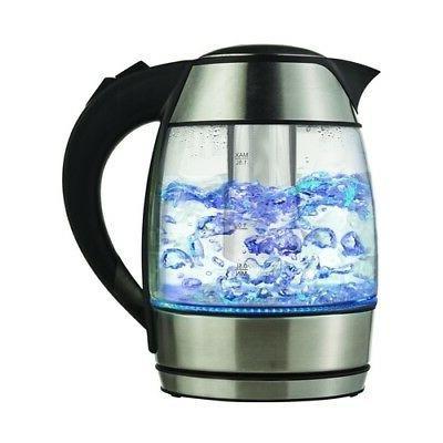 NEW Brentwood Borosilicate Tea Infuser
