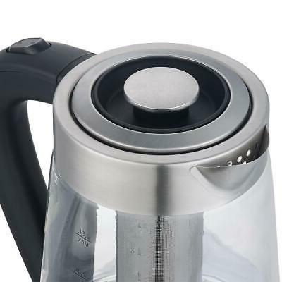 New Electric Hot Kettle Tea Sliver