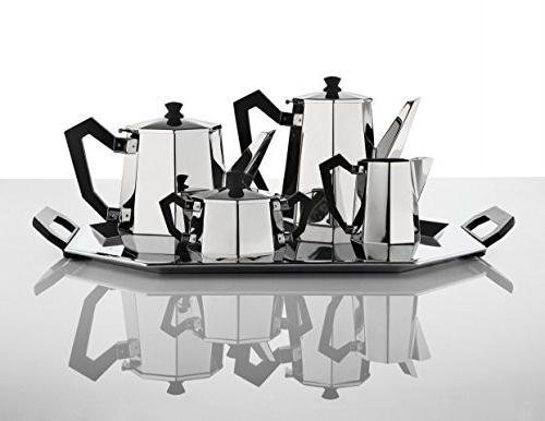 ottagonale coffee tea set