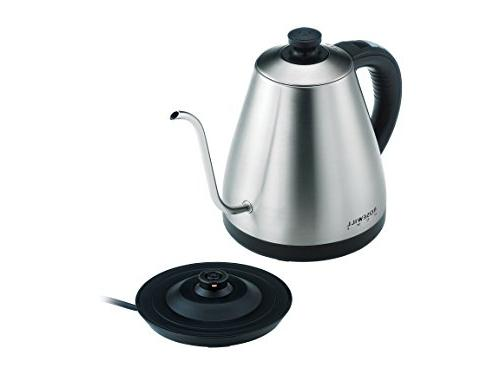 Rosewill Over Kettle, Gooseneck Kettle, Coffee with Variable Temperature Settings, Stainless Steel, RHKT-17002
