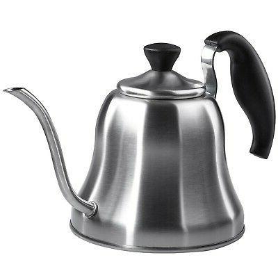 pour over coffee kettle tea kettle gooseneck