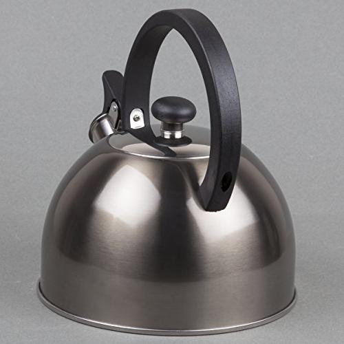 Prelude Smoke Quart Tea Kettle