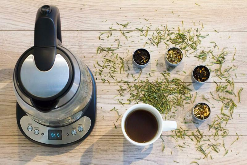 Programmable Electric Fast Boiling Removable Tea Infus