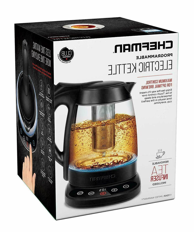 Chefman Digital Display Infuser Inclu