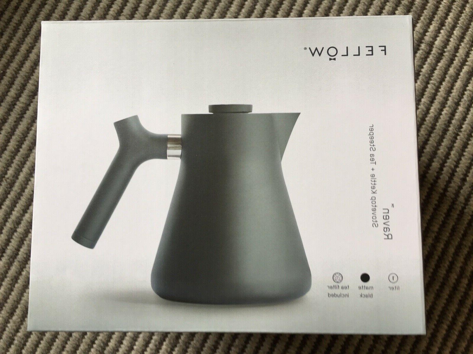 raven stovetop 1l tea kettle large tea