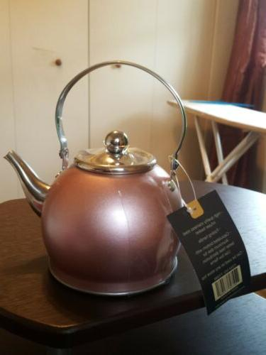 Creative Home Royal-Tea Stainless Tea ROSE