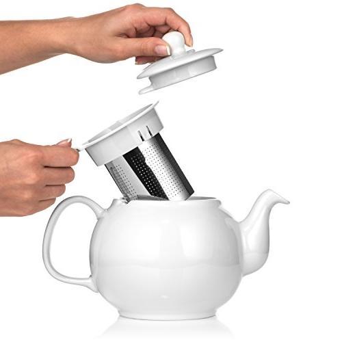 Saki Samovar Tea Maker Tea-Pot, Stainless-steel Keep Warm - Water Heater - tasty Green, Turkish, Russian, Persian