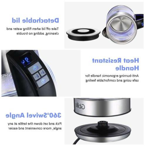 Smart Tea CordLess