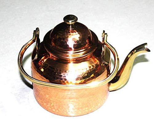 PARIJAT Espresso Pot for Restaurant Office, Capacity 40