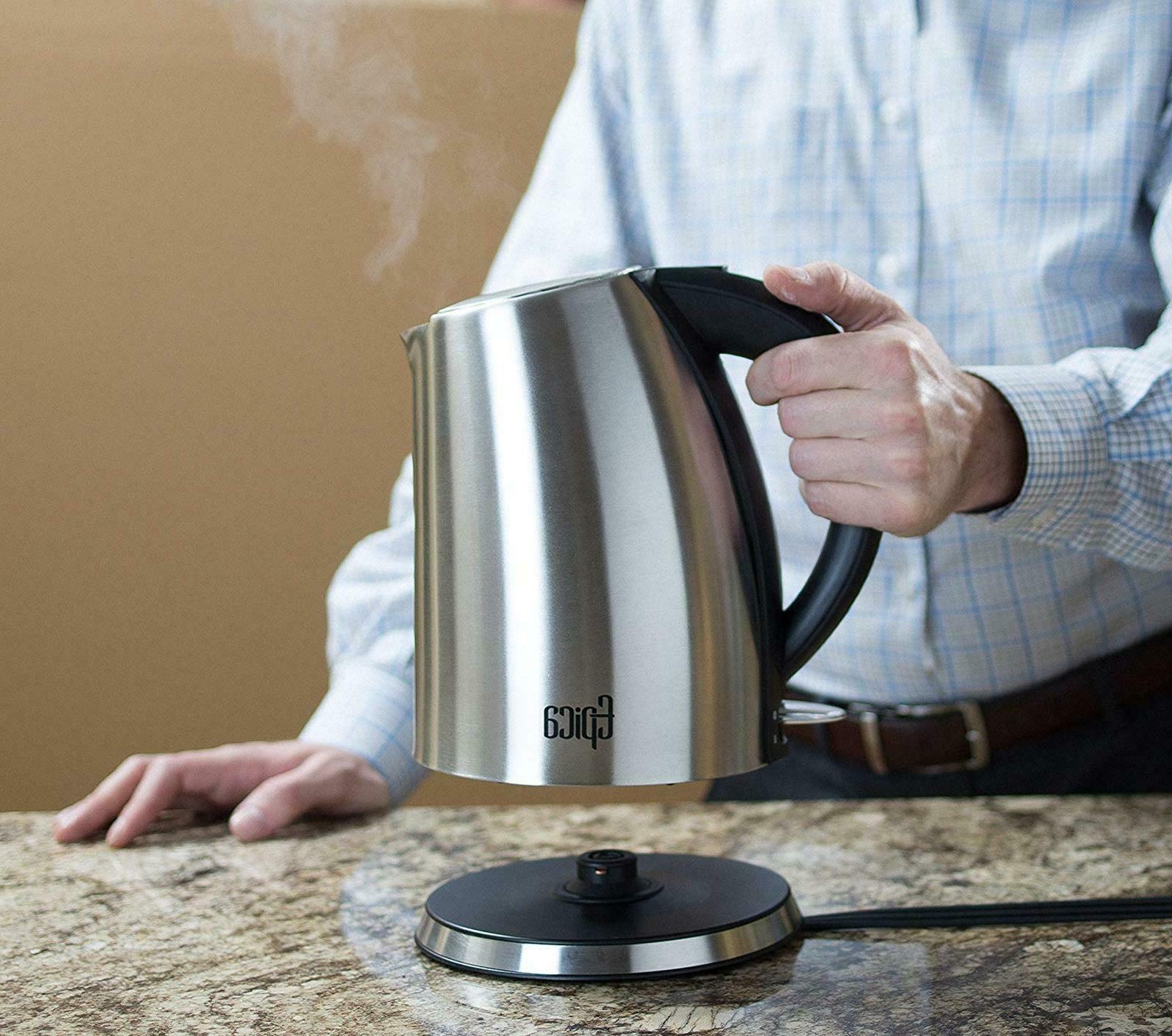 Stainless Steel Coffee Water L