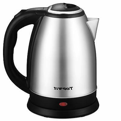 Stainless Electric Kettle Hot Pot Fast Boiler