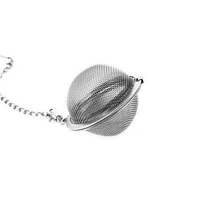 Stainless Sphere Mesh Infuser Tea