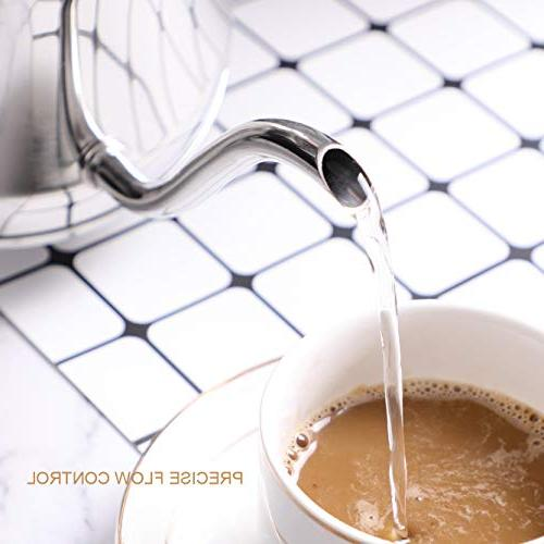 MROCO Coffee Stainless Pour and Tea Home Traveling 28 oz