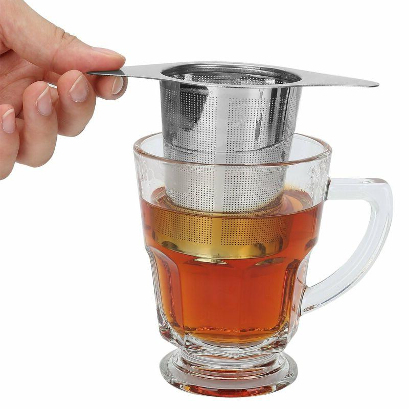 Strainer Filter Lid Teapot Kettle