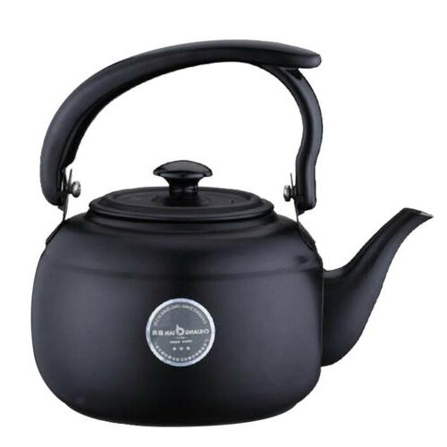 stainless steel tea kettle coffee tea hot