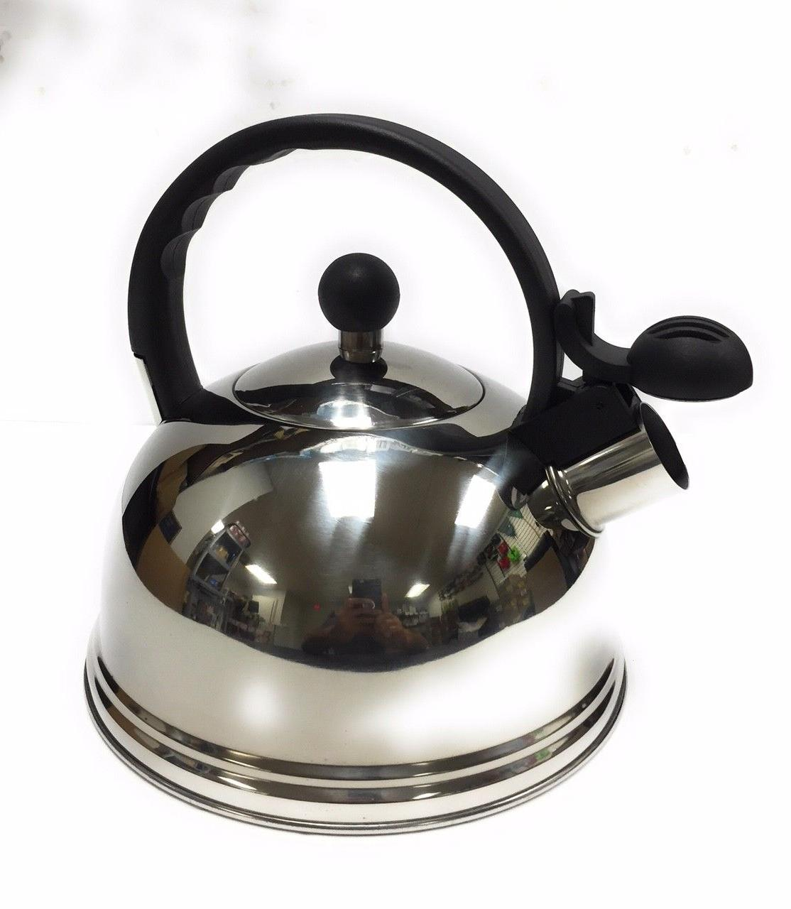 New Quality Stainless Steel Ware Hot Water Whistling