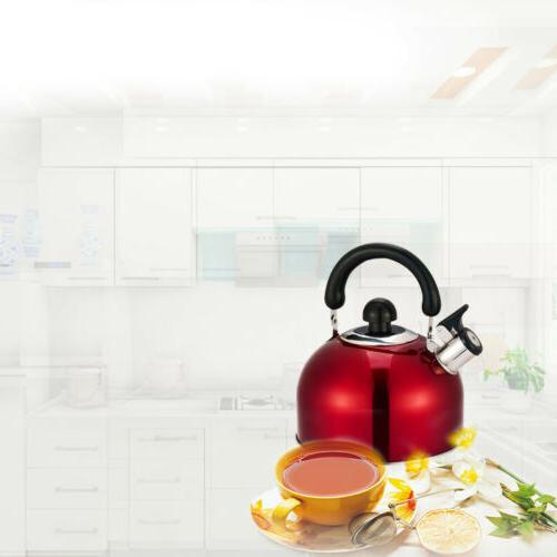 ELITRA Steel Whistling Kettle Tea Handle - 2.6 -