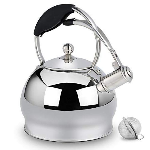 surgical whistling teakettle teapot