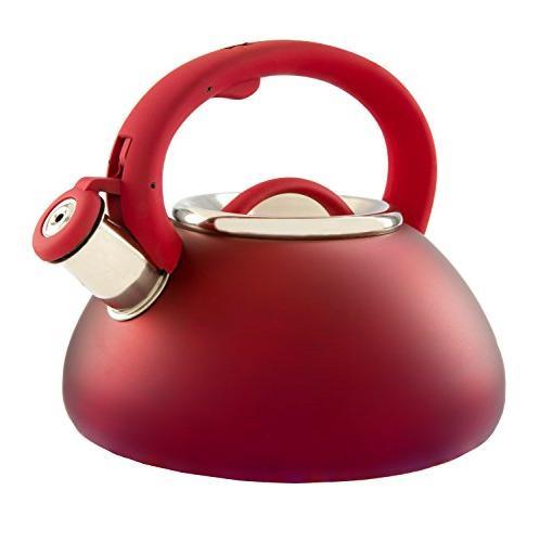 tea infuser kettle