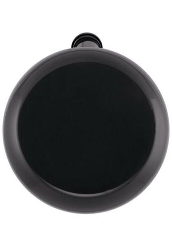 Tea Stainless Steel Whistle Black By Circulon