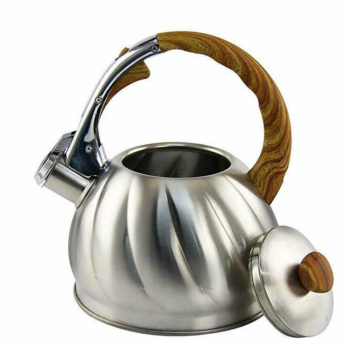 Tea Kettle Stove Top Teapot Water