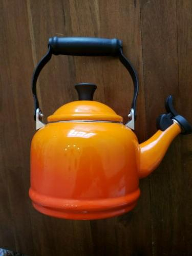 tea kettle ombre orange 1 25 guart
