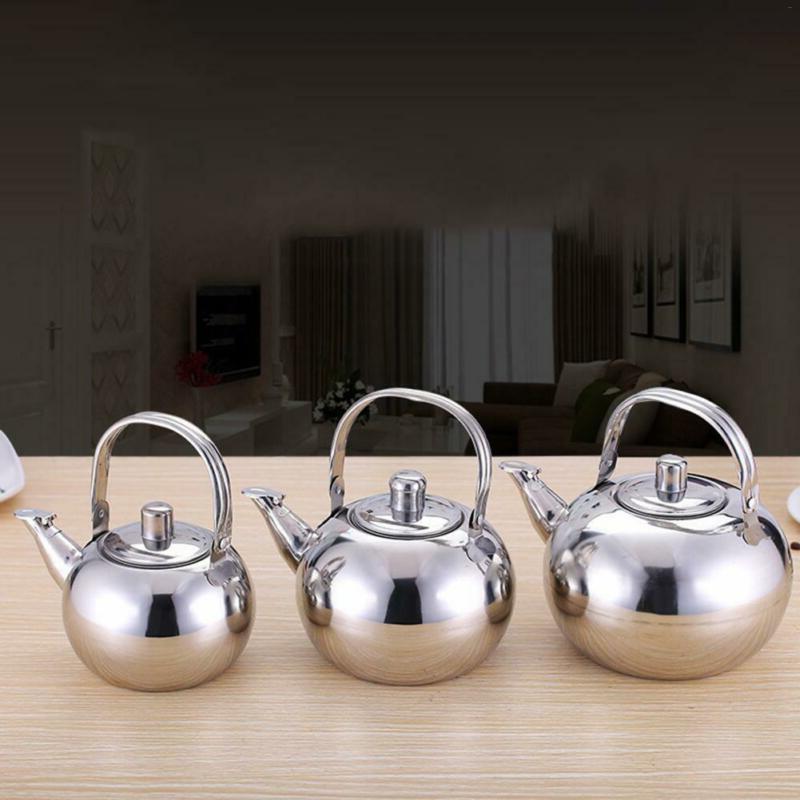 Tea Steel Strainer Teapot For Top Fast Boil