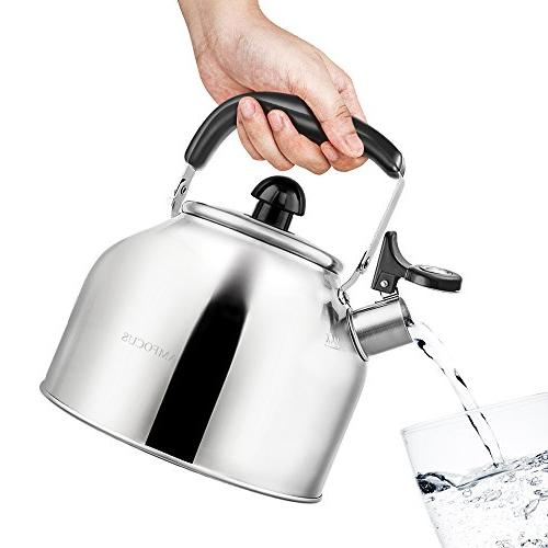 Tea for Teakettle - - Fast Boil 2.8L