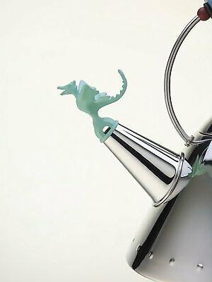 tea rex tea kettle w prehistoric reptilian