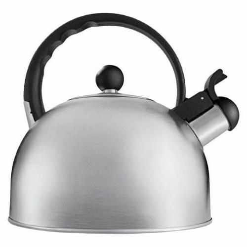 Copco Tea Kettle- 1.5 Quarts, Steel 10259469 14632898