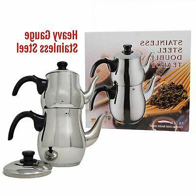 Turkish Tea Kettle Water Strainer Style and...
