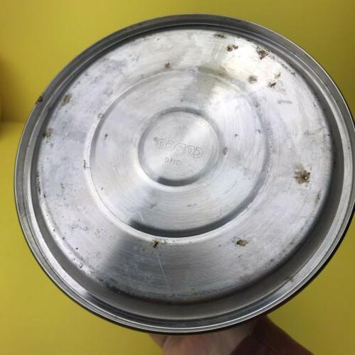 Vintage COPCO Kettle Teapot Shiny Steel
