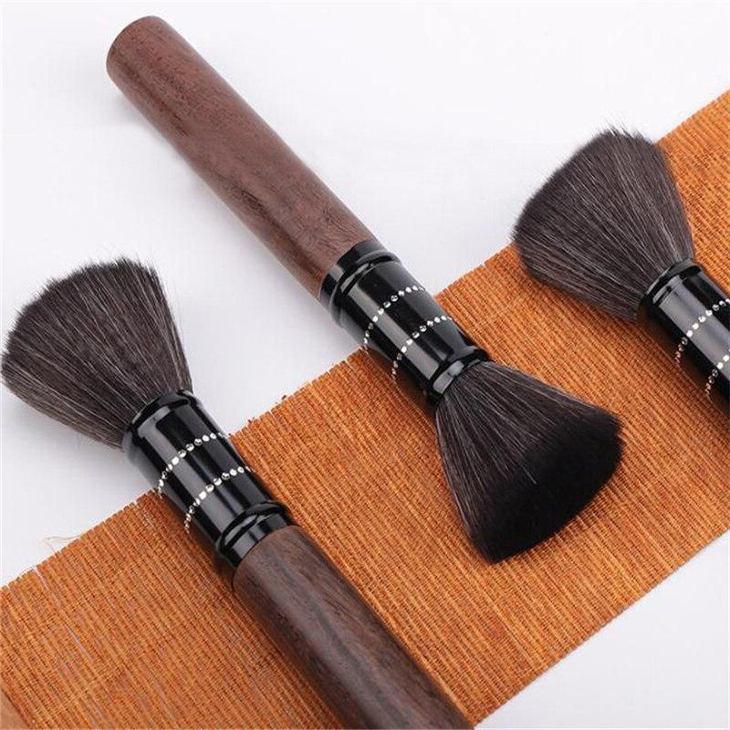 New Wooden Tray <font><b>Brush</b></font> <font><b>Brush</b></font> Cup Cleaner Cleaning
